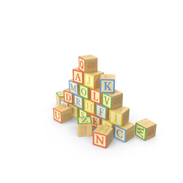 Alphabet Blocks PNG Images & PSDs for Download ...