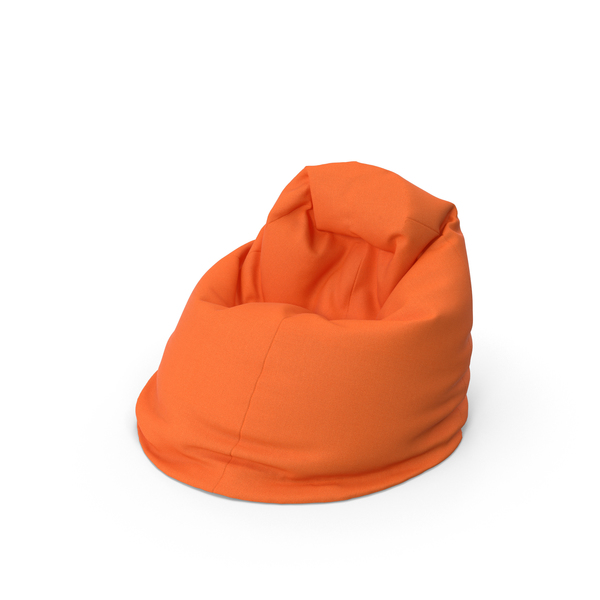 Bean Bag Chair PNG U0026 PSD