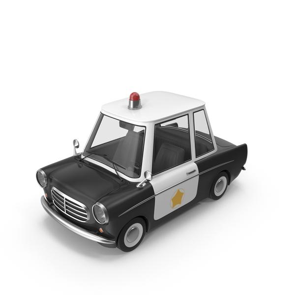 Cartoon Police Car Png Images Psds For Download Pixelsquid S11220501a