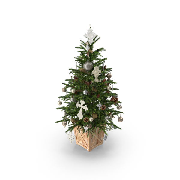 Christmas Tree Png Images Psds For Download Pixelsquid S111336267
