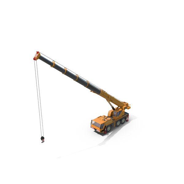 Compact Mobile Crane PNG Images & PSDs for Download | PixelSquid