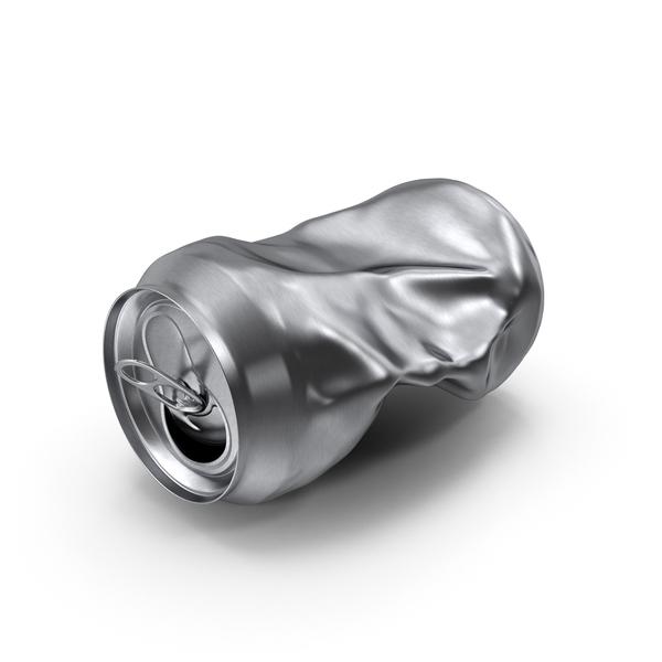 Crushed Beverage Can Png Images Amp Psds For Download