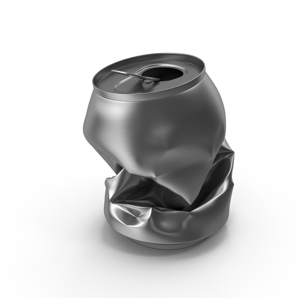 Crushed Soda Can PNG Images & PSDs for Download ...  Crushed Beer Can