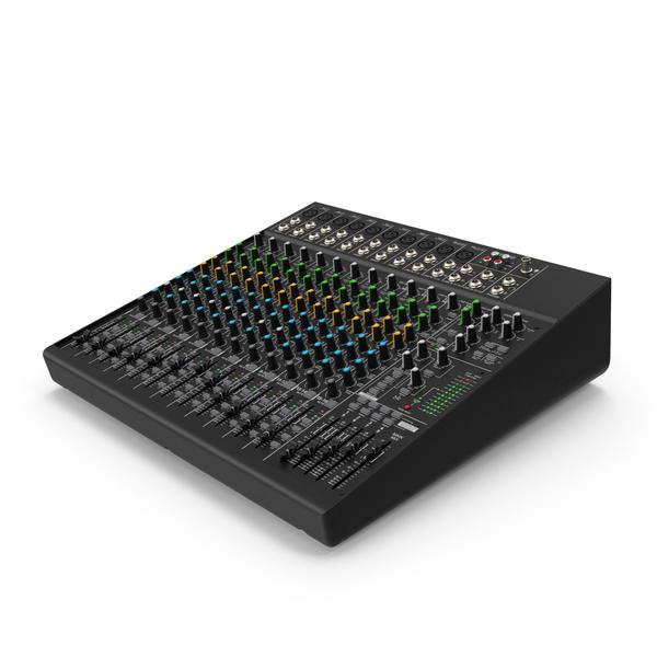 dj sound mixing board png images psds for download pixelsquid s111645396. Black Bedroom Furniture Sets. Home Design Ideas