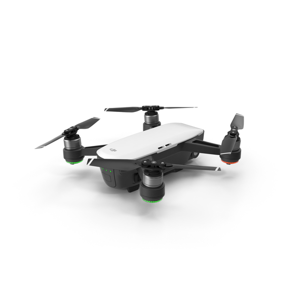 DJI Spark Drone PNG Images PSDs For Download