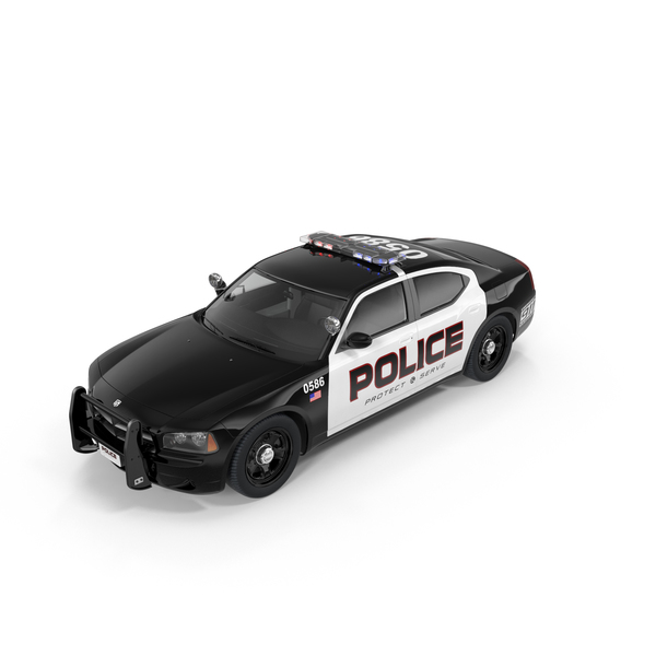 Dodge Charger Police Car PNG Images & PSDs For Download