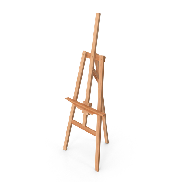 Wooden Exhibition Stand : Easel png images psds for download pixelsquid s