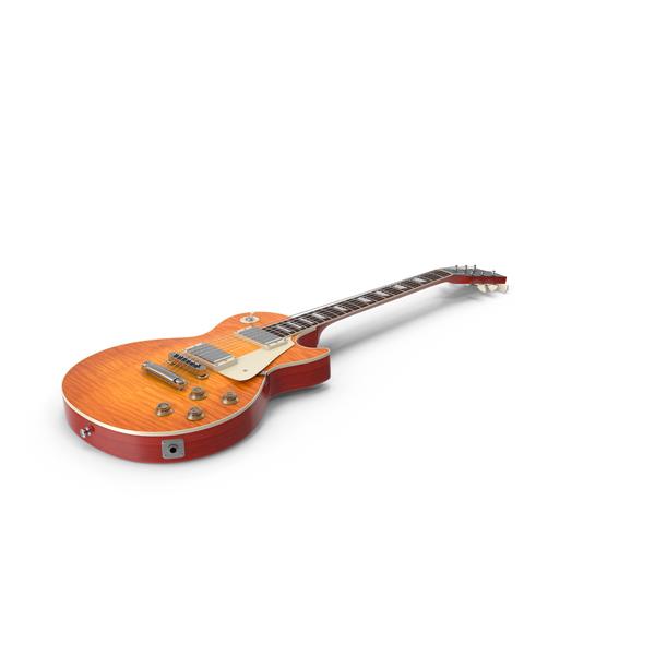 electric guitar png images psds for download pixelsquid s10604464b. Black Bedroom Furniture Sets. Home Design Ideas