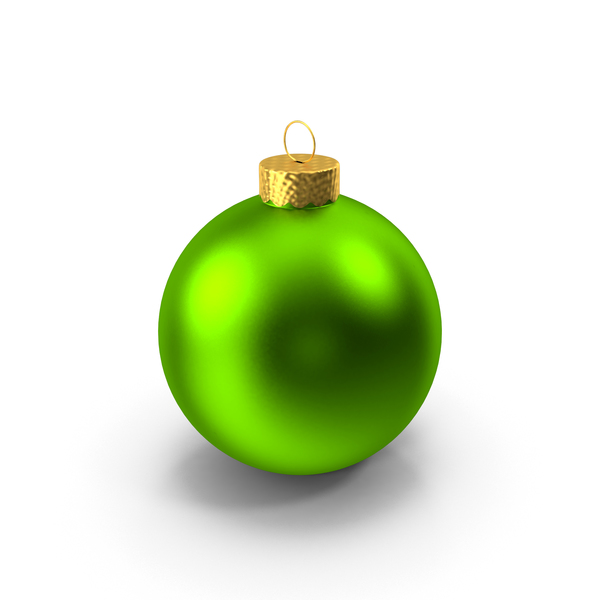Green Christmas Ornament PNG Images & PSDs for Download ...