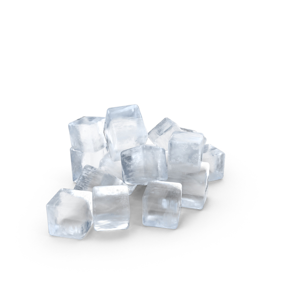 The Easiest 3d Ice Cube Png {Tiburon Es Rojos}