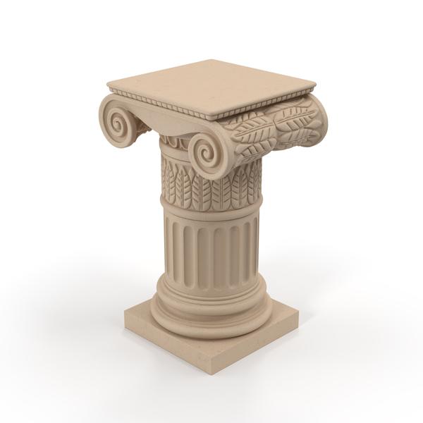 Ionic Column Pedestal Png Images Amp Psds For Download