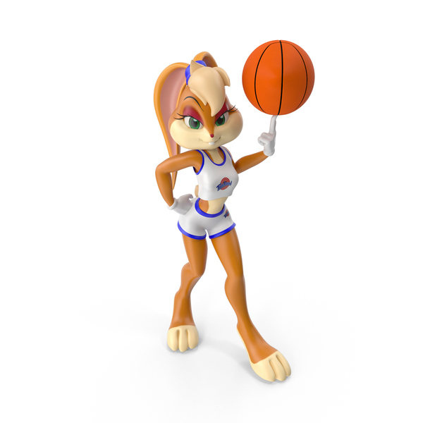 uk availability 61a2f a5dae Lola Bunny PNG Images   PSDs for Download   PixelSquid - S11152336F