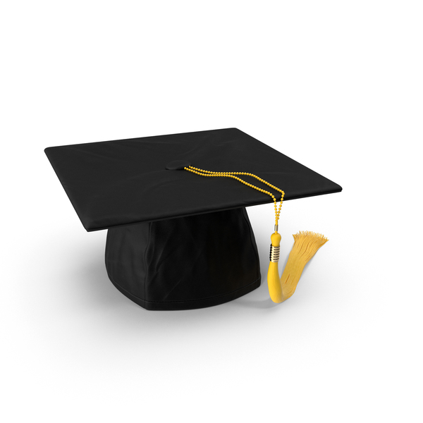 Mortarboard Graduation Cap PNG Images & PSDs for Download
