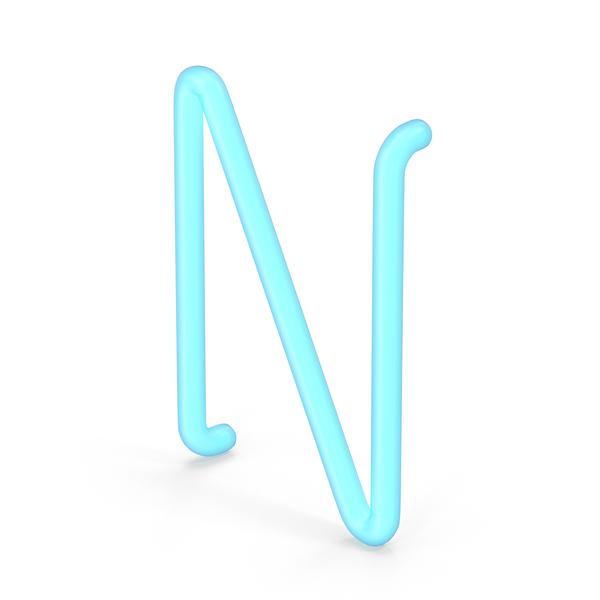 Neon Letter N Png Images Psds For Download Pixelsquid