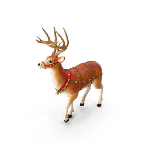 Christmas Reindeer Png.Reindeer Png Images Psds For Download Pixelsquid