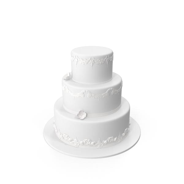 Round Wedding Cake Png Images Psds For Download Pixelsquid