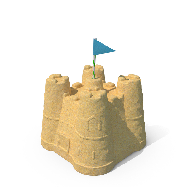 sand castle png images   psds for download pixelsquid s10604412b Sunscreen Clip Art Beach Ball Clip Art