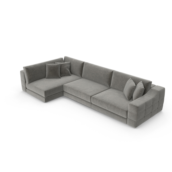 Sectional Corner Sofa Png Images Psds