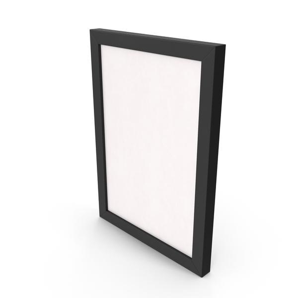 simple black frame png. Simple Picture Frame PNG \u0026 PSD Black Png :