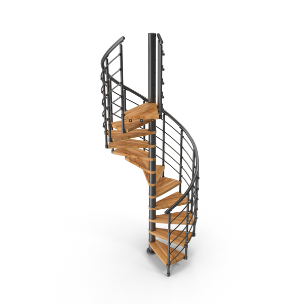Spiral Staircase PNG Images & PSDs for Download | PixelSquid
