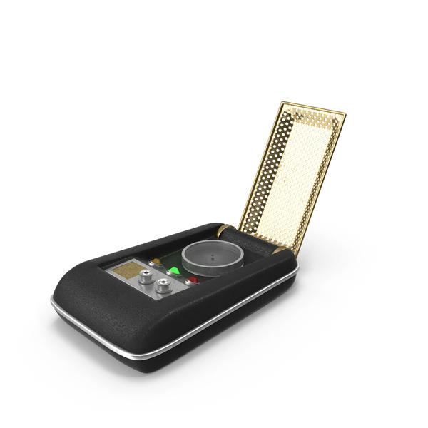 Star Trek TOS Communicator PNG Images & PSDs for Download
