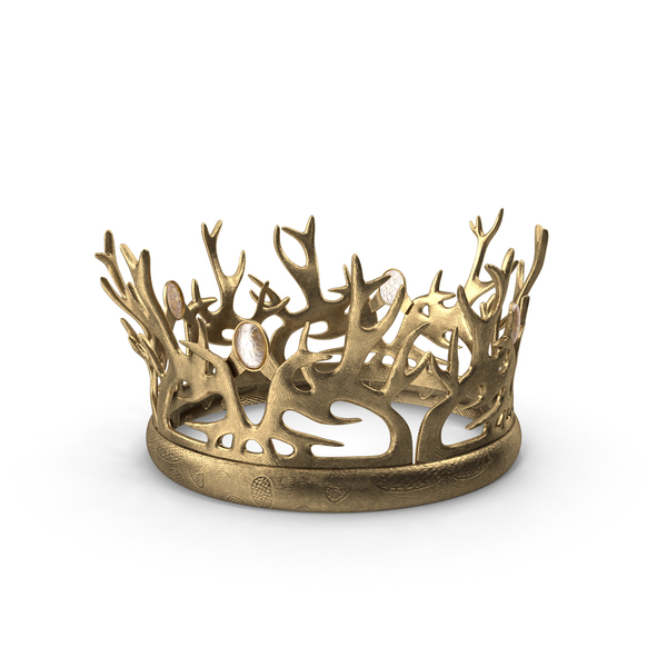 Tommen baratheon crown object images available for download png psd s10605 - Game of thrones objet ...