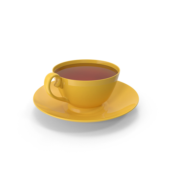 Yellow Tea Cup Png Images Psds For Download Pixelsquid S111400870