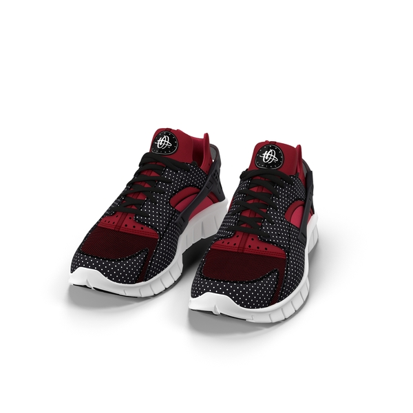 Nike Running Shoes Object