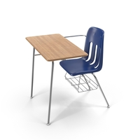 Student Desk PNG & PSD Images