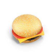 Cheeseburger PNG & PSD Images