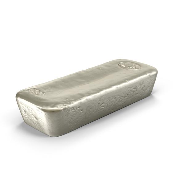 Silver Bar Object