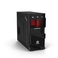 CyberpowerPC Computer PNG & PSD Images