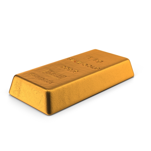 Gold Kilobar PNG & PSD Images