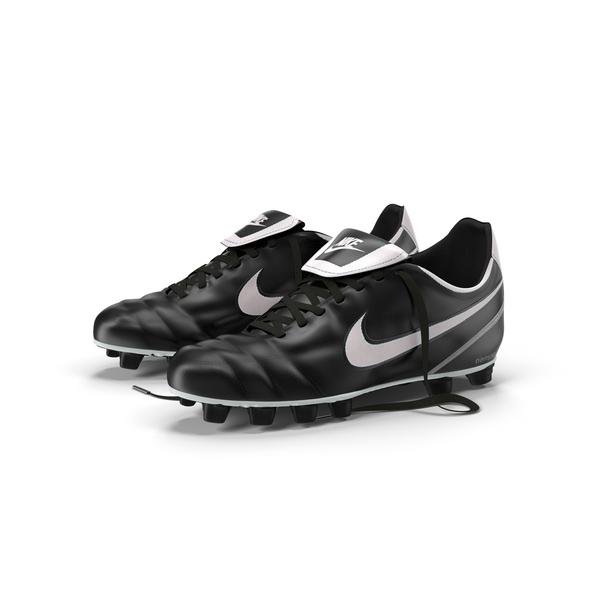 Nike Football Cleats Object