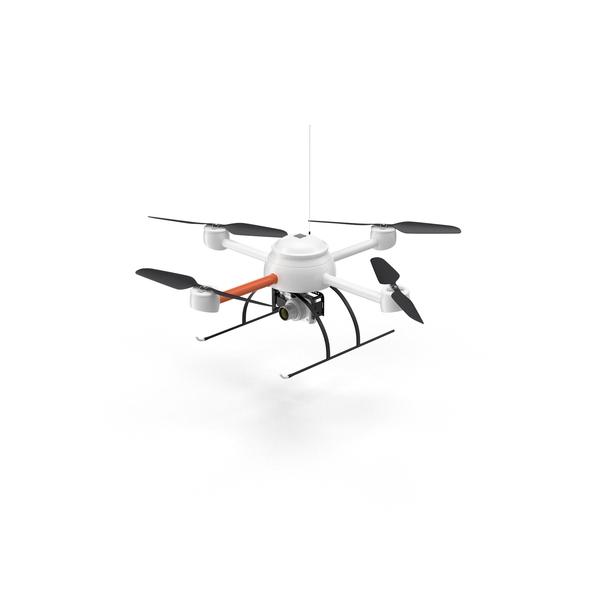 QuadroCopter Mini Drone Object