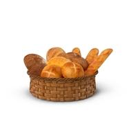 Bread Basket Object