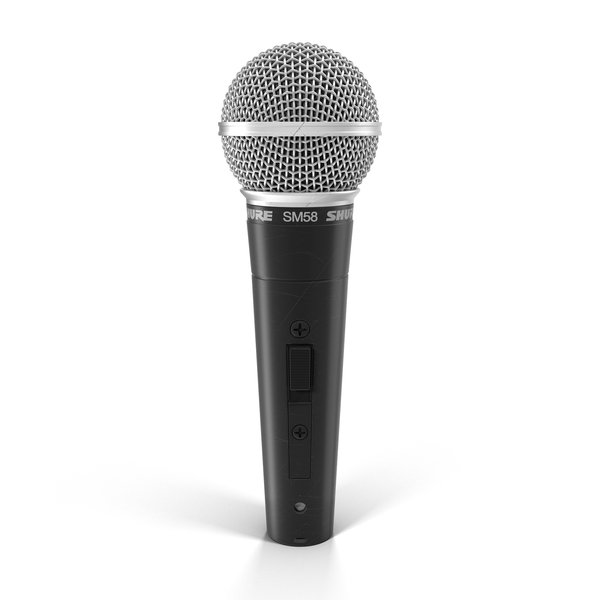 Microphone Object