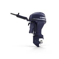 Yamaha Boat Motor PNG & PSD Images