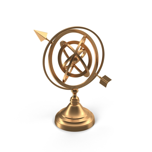 Armillary Sphere Object