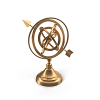 Armillary Sphere PNG & PSD Images