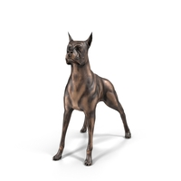 Dog Statue PNG & PSD Images