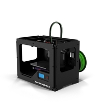 MakerBot Replicator PNG & PSD Images