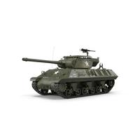 M36 Jackson Tank Destroyer PNG & PSD Images