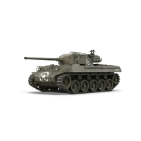 M18 Hellcat Tank Destroyer PNG & PSD Images