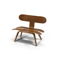 Recycled Skateboard Chair PNG & PSD Images