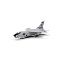 Vought F-8 Crusader PNG & PSD Images