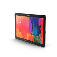 Samsung Galaxy Note Pro 12.2 PNG & PSD Images