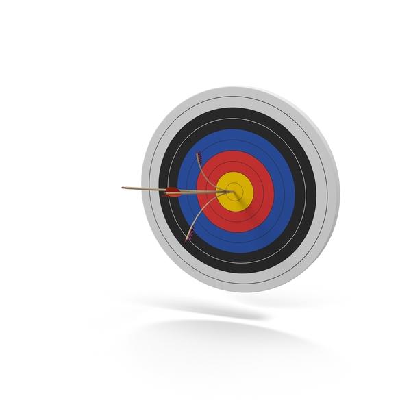 Target Bulls Eye Object