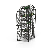 Wine Cage PNG & PSD Images