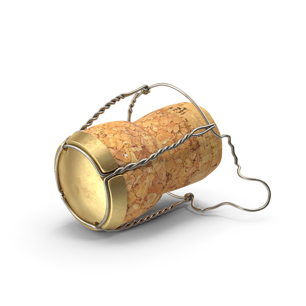 Champagne Cork PNG & PSD Images